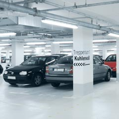 Sparkasse Duisburg Tiefgarage