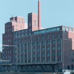 Mühlenspeicher Duisburg